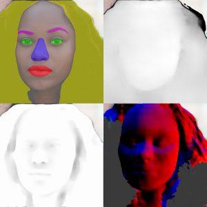 Faceprocessor V2 facial editing bundle