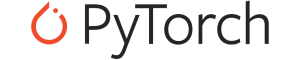 PyTorch deep neural network format logo